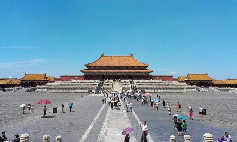 北京·故宫·太和殿