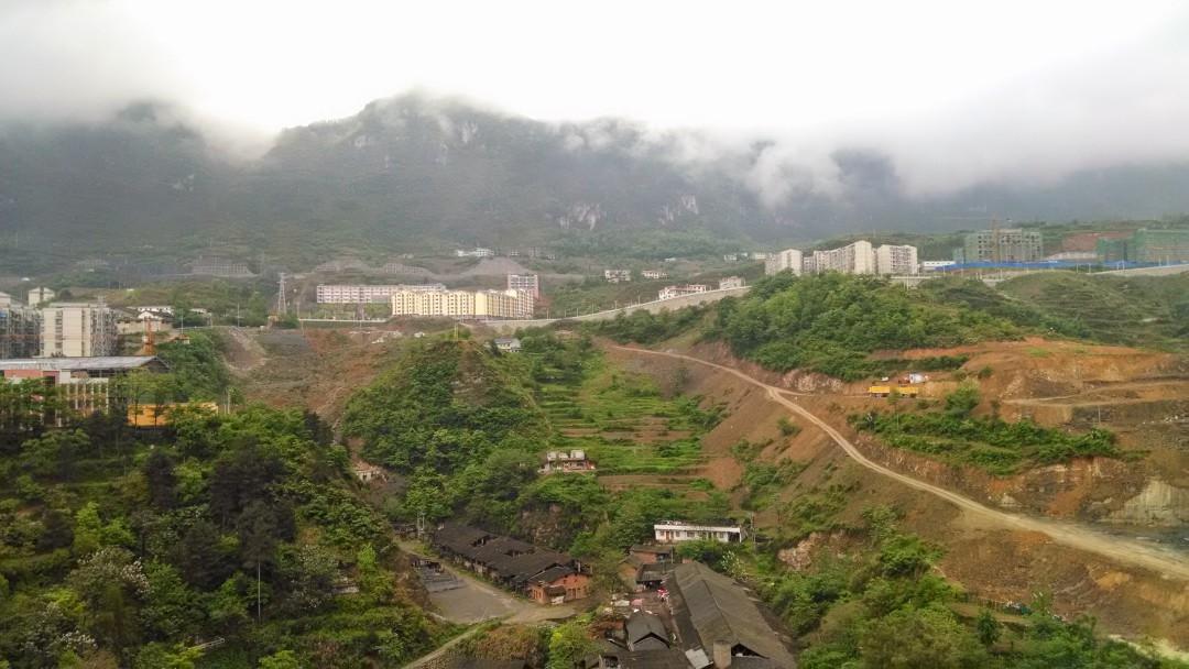 贵州·思南·乌江两岸