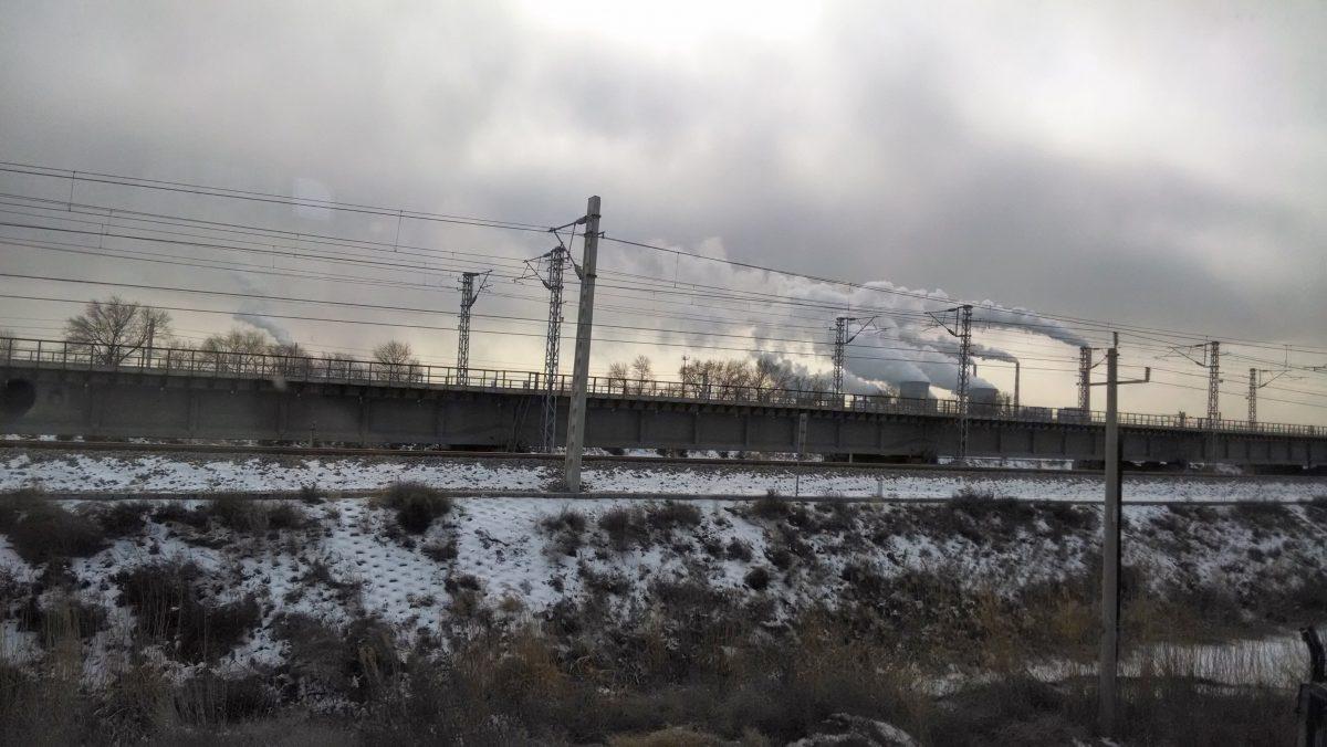 内蒙古·包头·火车