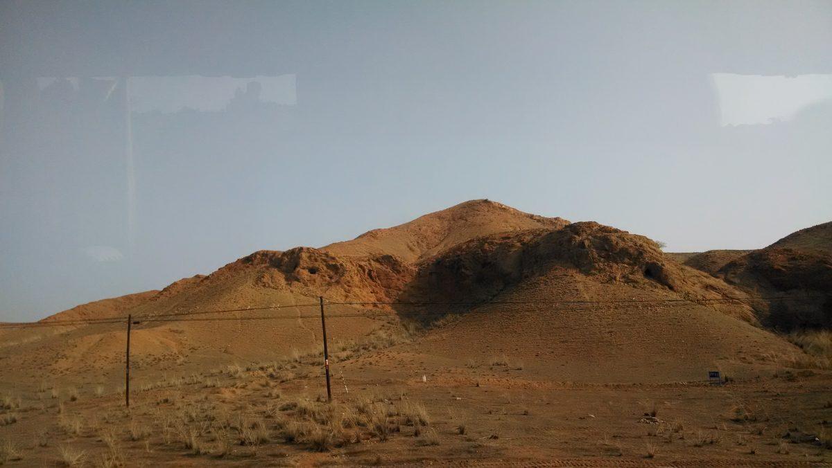 内蒙古·边境重镇·乌拉特中旗