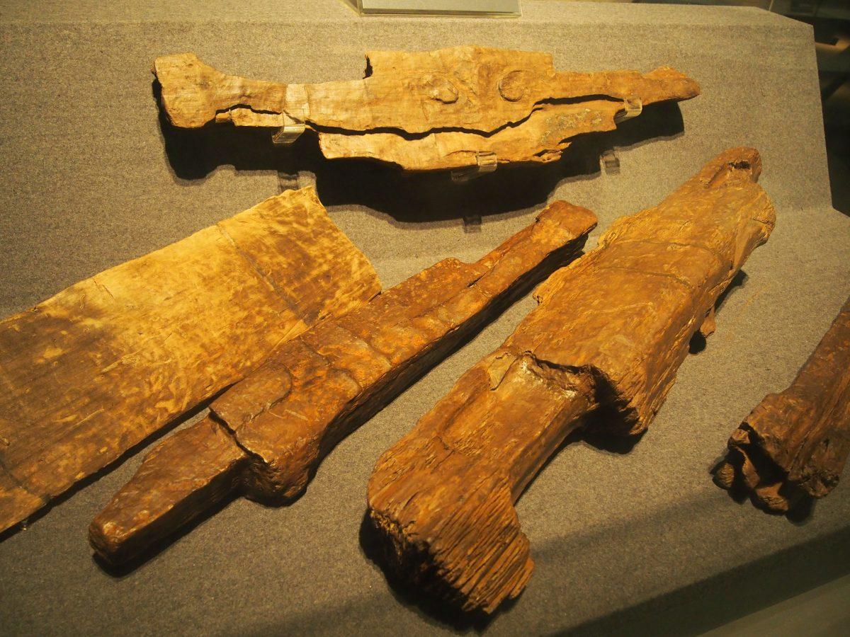 木建筑构件