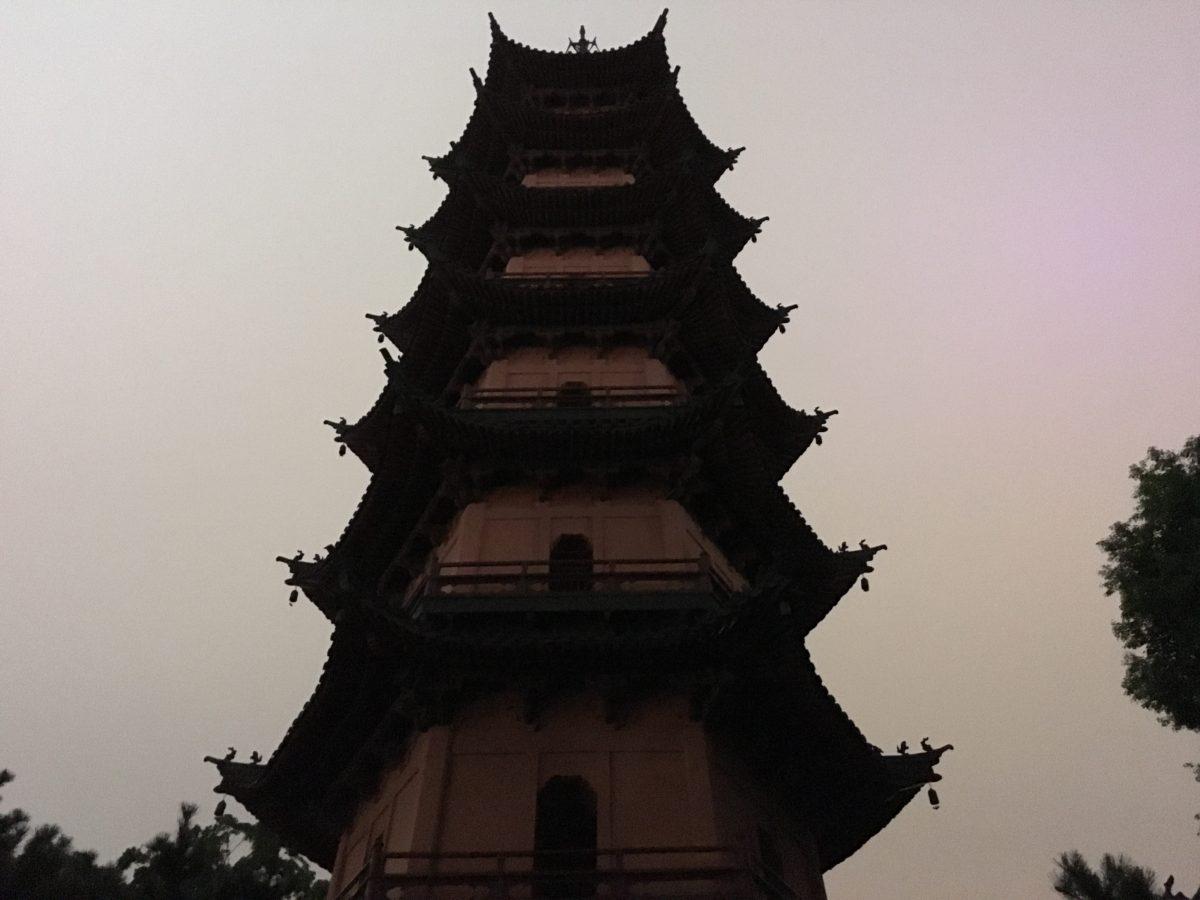 浙江·宁波·天封塔