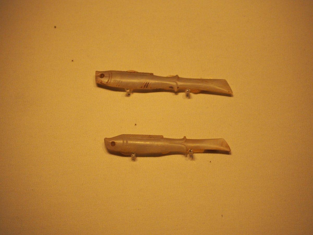 鱼形玉刻刀