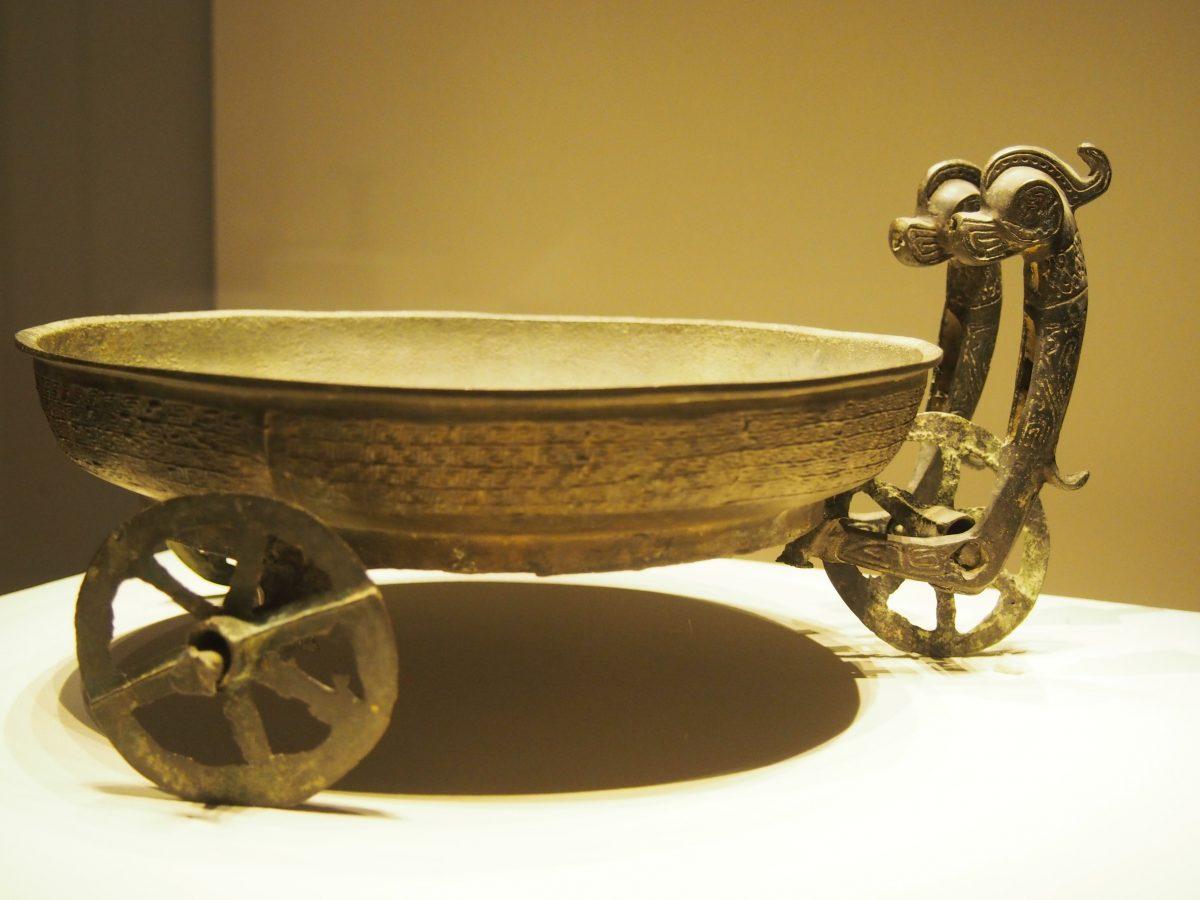 中国国家博物馆-青铜器
