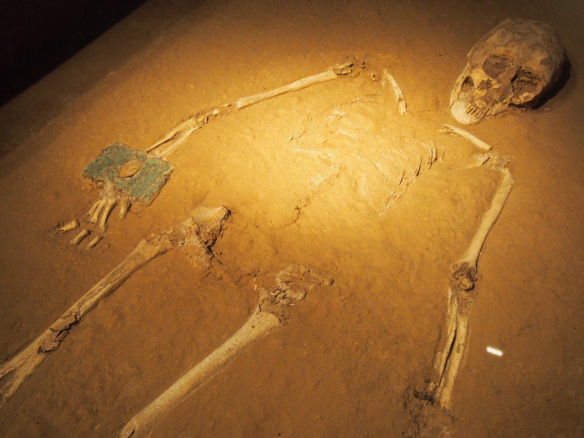 下靳76号墓