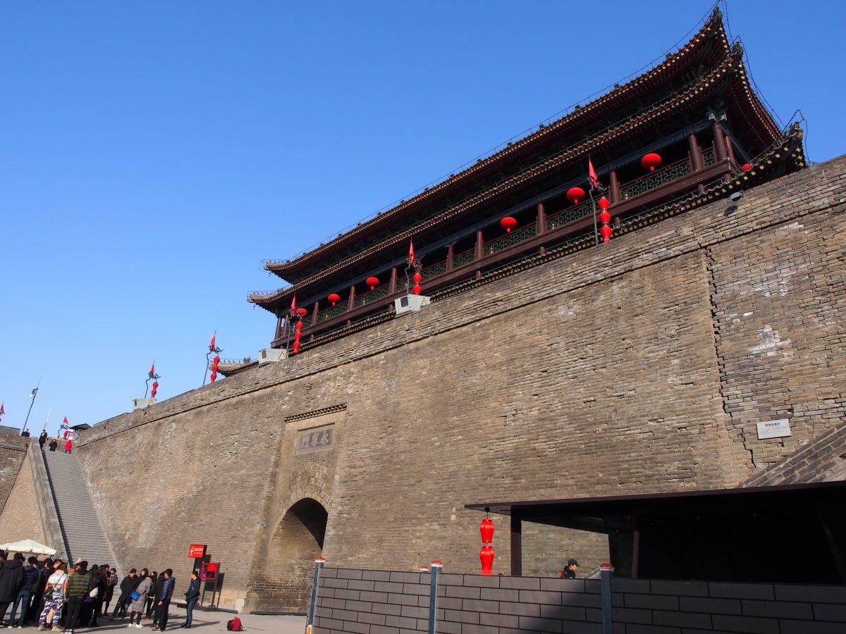 陕西·西安古城墙·永宁门