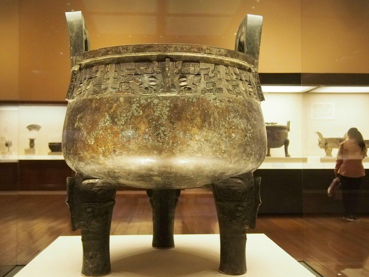 中国国家博物馆-青铜器(下)