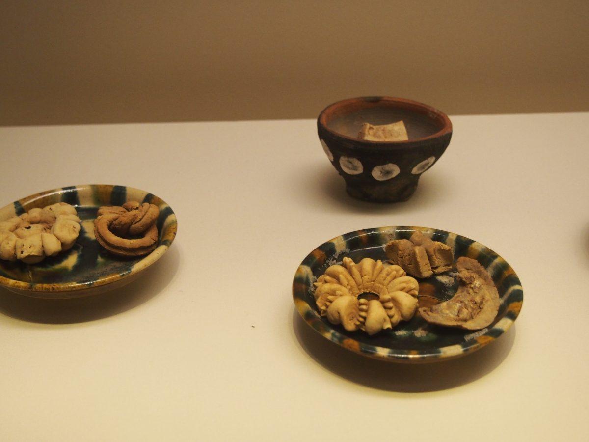 吐鲁番出土的唐代面食