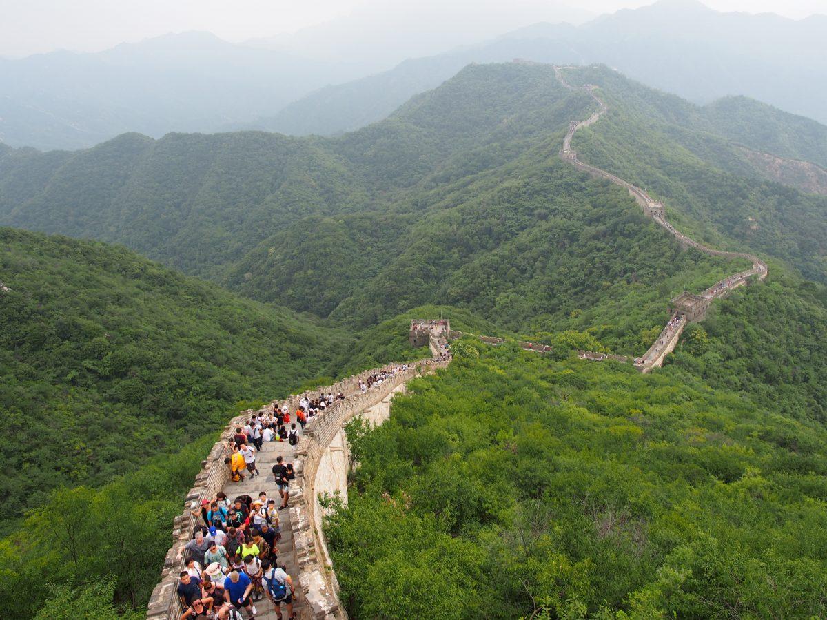 北京·怀柔·燕山山脉·慕田峪长城