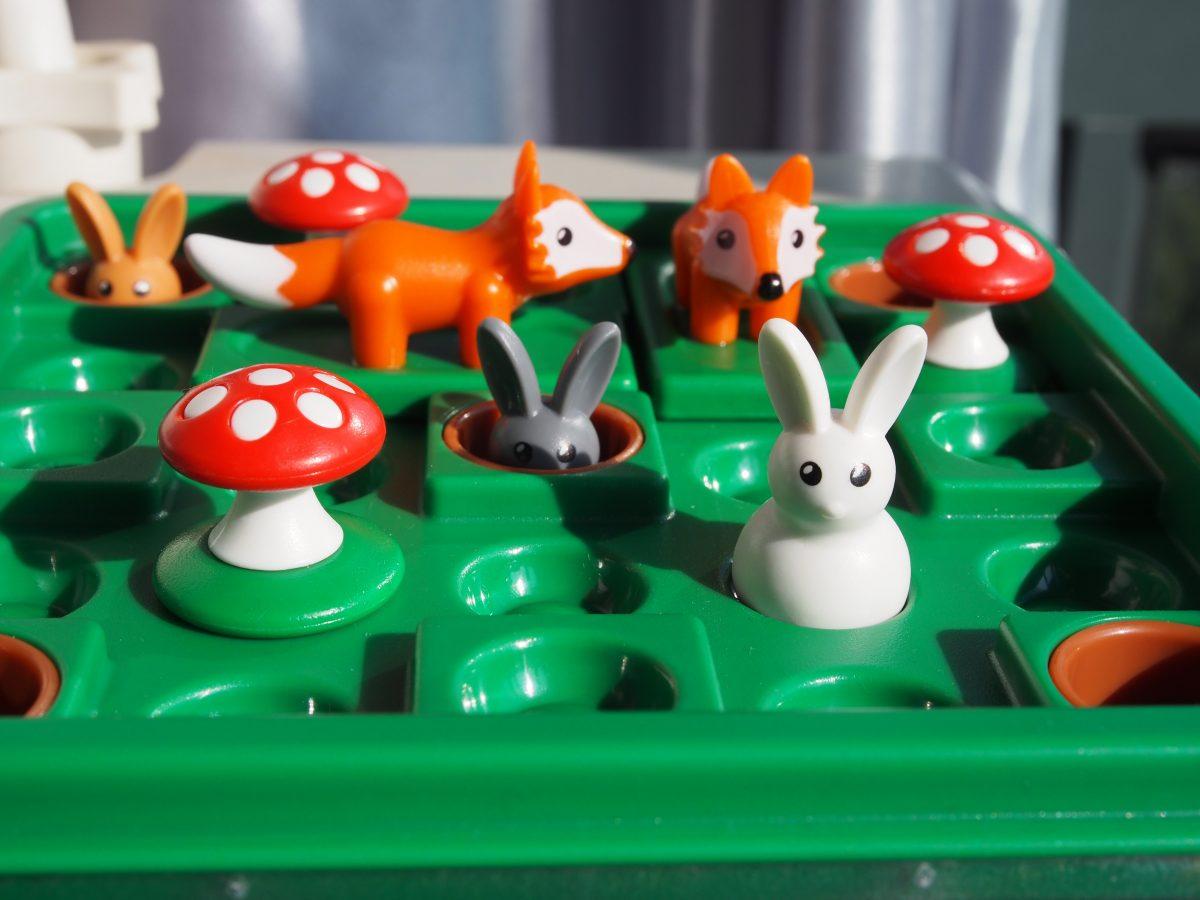 SmartGames 玩具小兔蹦蹦跳