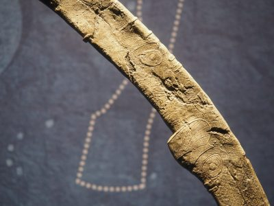 上海博物馆·良渚文化·福泉市遗址·象牙权杖