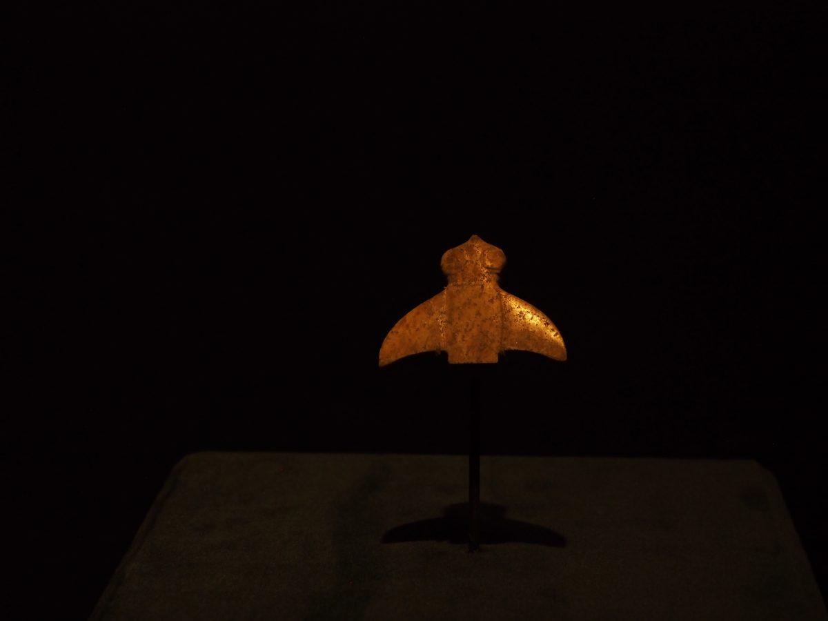 良渚博物院··良渚文化·玉鸟