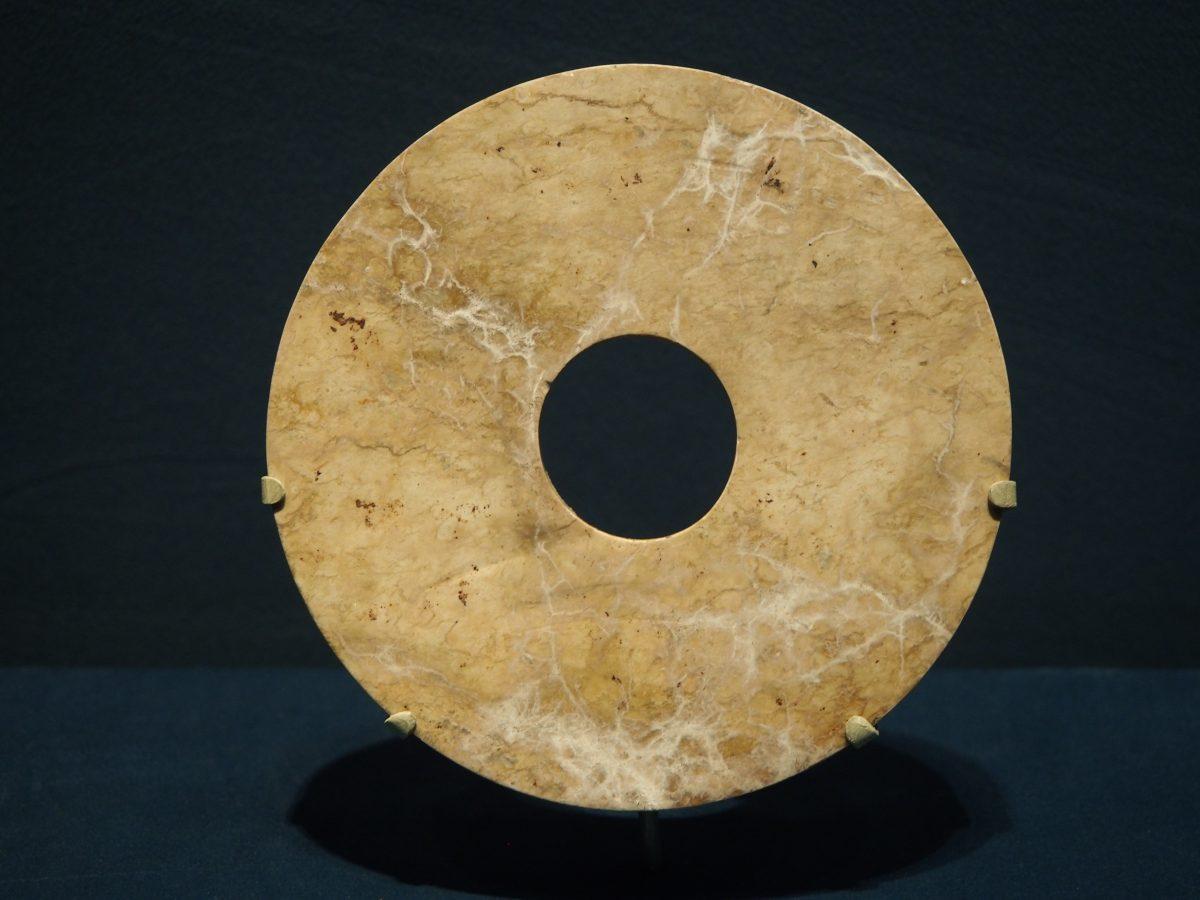 良渚博物院·玉璧·反山遗址