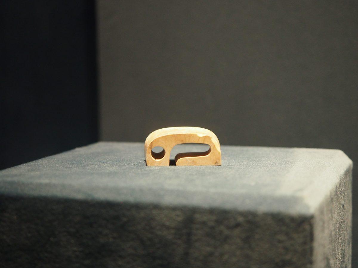 良渚博物院·玉带钩