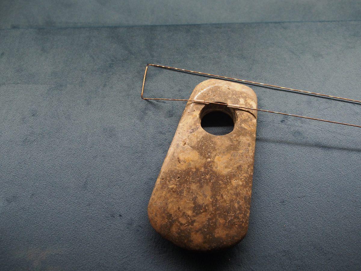 良渚博物院·石钺