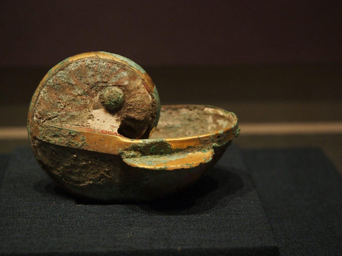 邳州博物馆-西晋遗珍,煎药庙墓地考古成果展