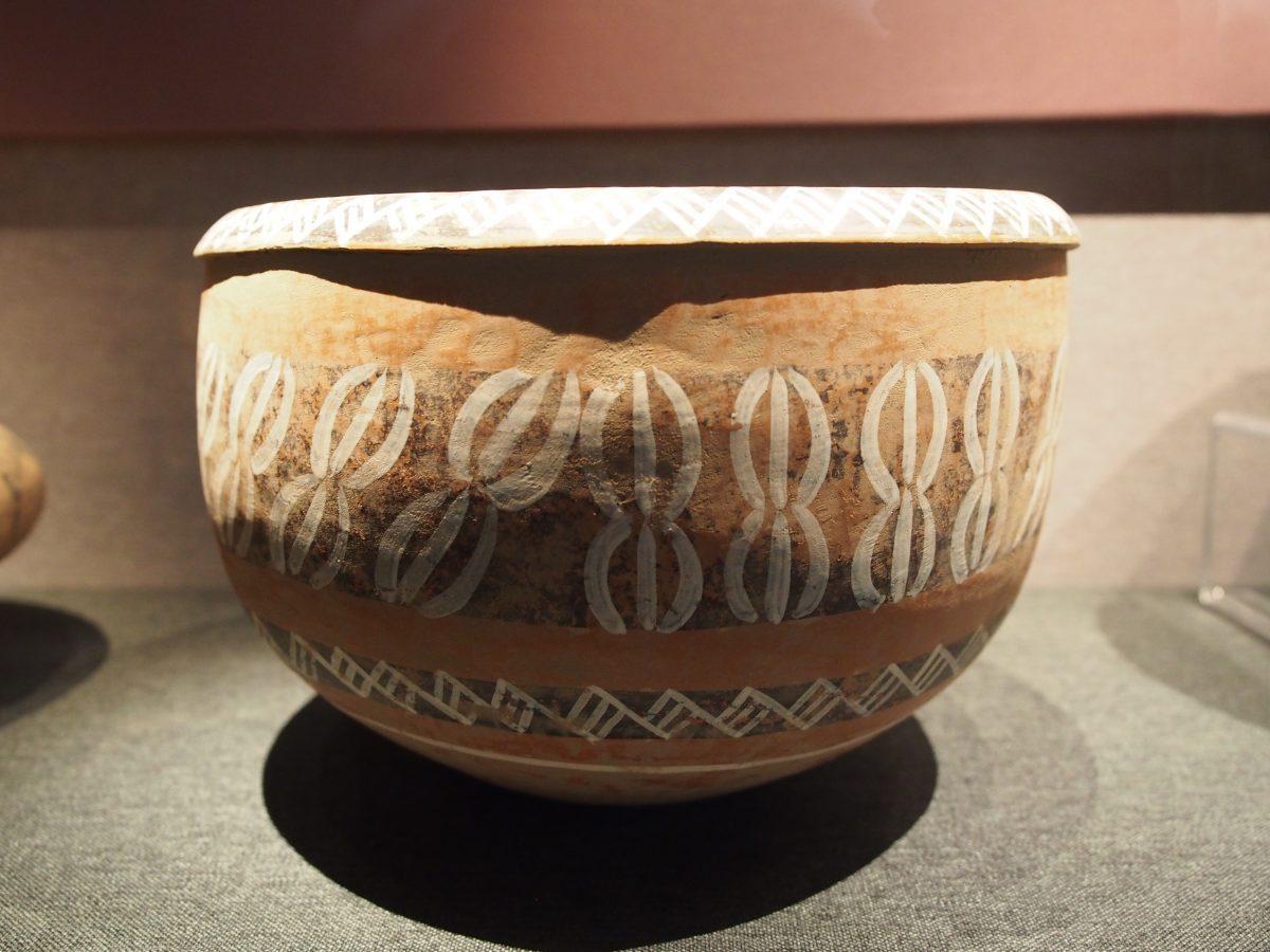 彩陶钵·复制品
