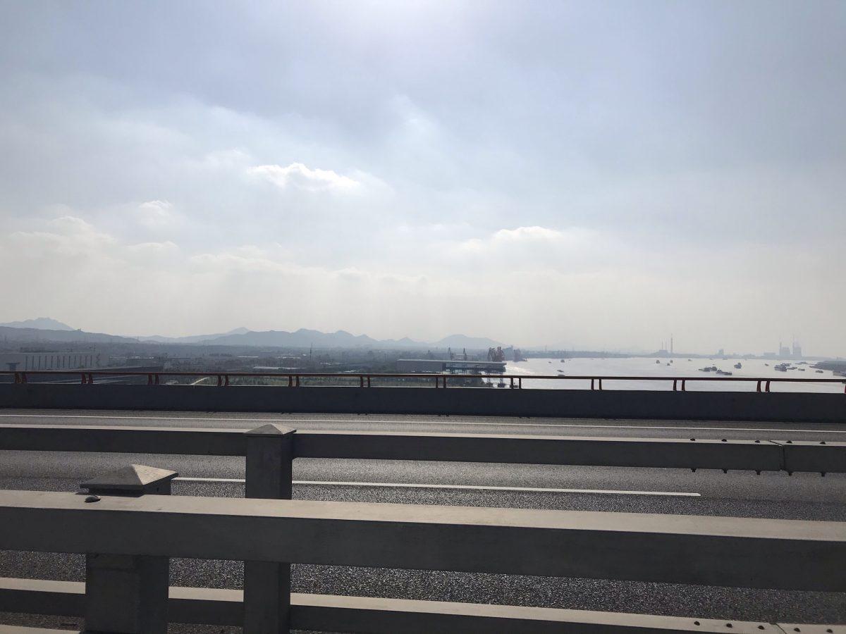 江苏·镇江·长江沿江山脉